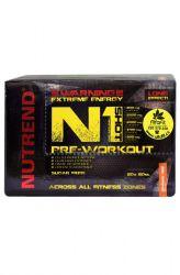 Nutrend N1 shot 60 ml - nakopávač