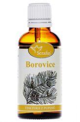 Zobrazit detail - Serafin Borovice ─ Tinktura z pupenů rostliny 50 ml