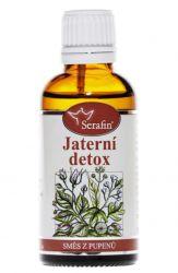 Zobrazit detail - Serafin Jaterní detox ─ Tinktura ze směsi pupenů rostlin 50 ml