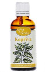 Zobrazit detail - Serafin Kopřiva ─ Tinktura z pupenů rostliny 50 ml