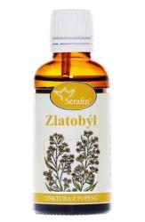 Zobrazit detail - Serafin Zlatobýl ─ Tinktura z pupenů rostliny 50 ml