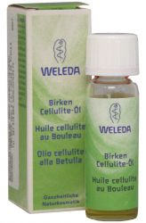 Weleda Birken Cellulite-Öl 10 ml