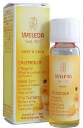 Zobrazit detail - Weleda Měsíčkový kojenecký olej 10 ml