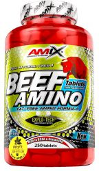 Zobrazit detail - Amix Beef Amino 250 tablet