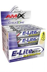Amix E-Lite Liquid Electrolytes 20 x 25 ml černý rybíz