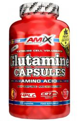 Amix Glutamine Capsules 360 kapslí