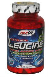 Zobrazit detail - Amix Leucine PURE 500 mg 120 kapslí