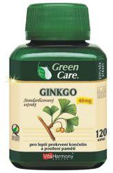 Zobrazit detail - VitaHarmony Ginkgo 40 mg – 120 tobolek
