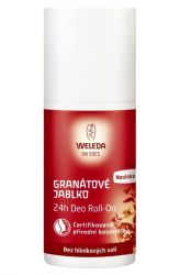 Weleda Pomegranate 24h Roll On Deodorant 50 ml
