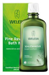 Weleda Pine Reviving Bath Milk 200 ml