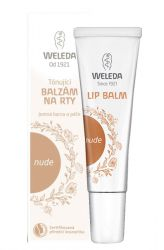 Weleda Nude Tinted Lip Balm 10 ml