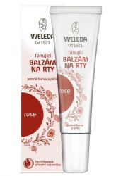Weleda Rose Tinted Lip Balm 10 ml