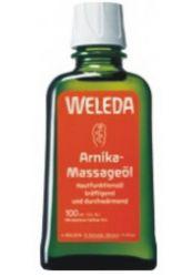 Zobrazit detail - Weleda Masážní olej s arnikou 50 ml