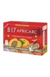 Terezia Company B17 Apricarc s meruňkovým olejem