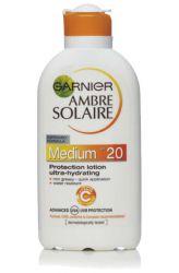 Zobrazit detail - Ambre Solaire Opalovací mléko OF 20 ─ 200 ml
