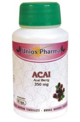 Zobrazit detail - Unios Pharma ACAI 350 mg ─ 90 kapslí