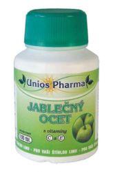 Zobrazit detail - Unios Pharma JABLEČNÝ OCET 220 mg ─ 100 tablet