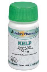 Zobrazit detail - Unios Pharma KELP 30 mg mořská řasa ─ 90 tablet