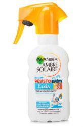 Zobrazit detail - Ambre Solaire Opalovací mléko pro děti s pumpičkou OF 50+ 200 ml