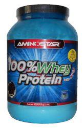 Aminostar 100% Whey Protein 2000 g příchuť vanilka