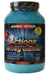 Zobrazit detail - Aminostar Actions Whey Gainer 2250 g