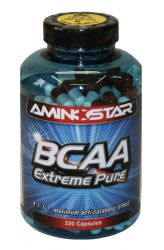 Zobrazit detail - Aminostar BCAA Extreme Pure 220 kapslí