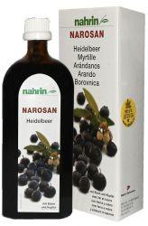 Zobrazit detail - nahrin Narosan borůvkový 500 ml