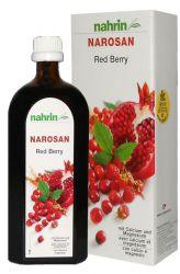 Zobrazit detail - nahrin Narosan Red Berry 500 ml