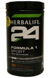 Herbalife H24 Formule 1 Sport 780 g (cena platí při nákupu dvou a více kusů) - po registraci SLEVA! příchuť vanilka