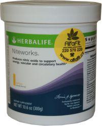 Zobrazit detail - Herbalife Niteworks 300 g ─ dovoz USA originální receptura