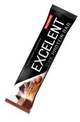 Nutrend Excelent Protein bar 40 g - čokoládová s oříšky