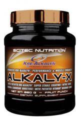 Zobrazit detail - Scitec Alkaly-X 660 g ─ příchuť červený pomeranč