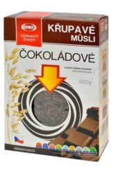 Semix Křupavé müsli čokoládové 500 g