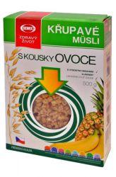 Semix Křupavé müsli s kousky ovoce 500 g