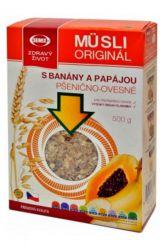 Semix Müsli Originál s banány a papájou 500 g