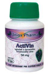 Zobrazit detail - Unios Pharma ActiVin 50 mg ─ 60 kapslí