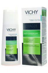 Zobrazit detail - VICHY Dercos Šampon proti lupům ─ normální až mastné vlasy