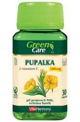 Zobrazit detail - VitaHarmony Pupalka 500 mg s vitaminem E ─ 30 tobolek