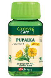 Zobrazit detail - VitaHarmony Pupalka 500 mg s vitaminem E ─ 90 tobolek