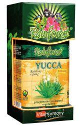 Zobrazit detail - VitaHarmony Yucca 500 mg ─ 60 kapslí