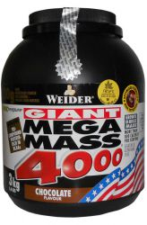 Weider Giant Mega Mass 4000 – 3000 g