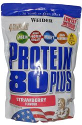 Zobrazit detail - Weider Protein 80 plus 500 g