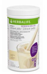 Zobrazit detail - Herbalife Koktejl Formule 1 Free ─ vanilka 550 g