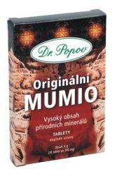 Zobrazit detail - Dr. Popov MUMIO 30 tablet