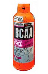 Extrifit BCAA Liquid Free Form 80000 - 1000 ml příchuť meruňka