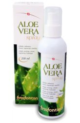 Herb Pharma Aloe Vera spray 200 ml