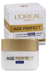 L'Oréal Paris Age Perfect Night Moisturizer 50 ml
