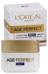 Zobrazit detail - L'Oréal Paris Age Perfect Noční hydratační péče 50 ml