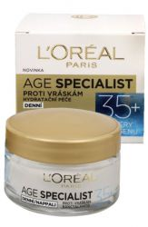 !_zobrazit detail_! - L'Oréal Paris Age Specialist 35+ Daily Anti-Wrinkle Cream 50 ml