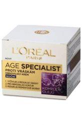 L'Oréal Paris Age Specialist noční krém 55+ proti vráskám 50 ml
